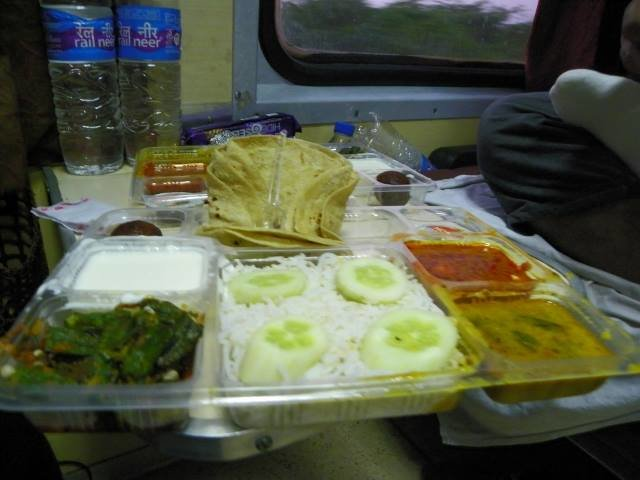 Train Food Delivery