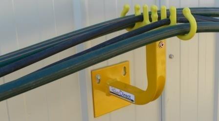 Pneumatic Hose Hanger Brackets - AdpetDirect