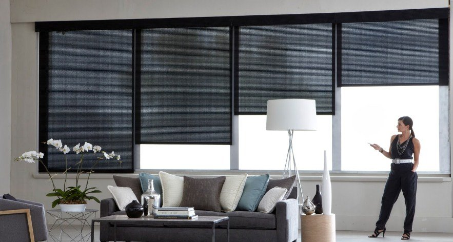 Benefits of Motorised Blinds and Curtains