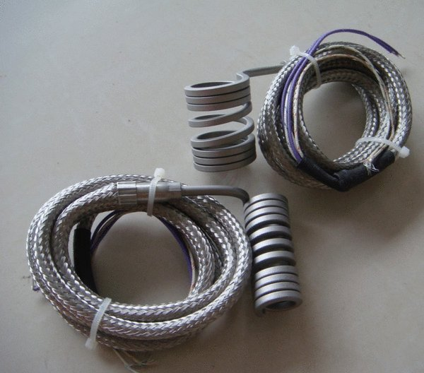 Hot Runner Coil Heater - Sintech - Electric Heater & Thermocouple Specialist