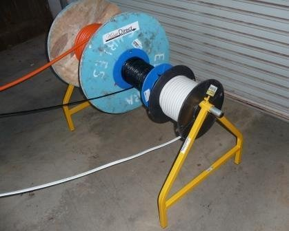 New Heavy Duty Cable Roller