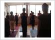 yoga teacher Glasgow