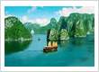 Ha Long Bay is New Wonder of Nature