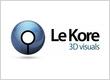 Le Kore 3D Visuals