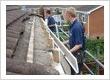 Installing-Swish-UPVC-Fascia roofline manchester