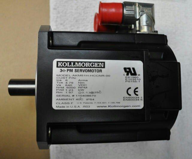 Servo Motor KOLLMORGEN