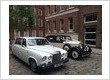 DS420 Daimler Limousine and 1936 Vintage Rolls royce