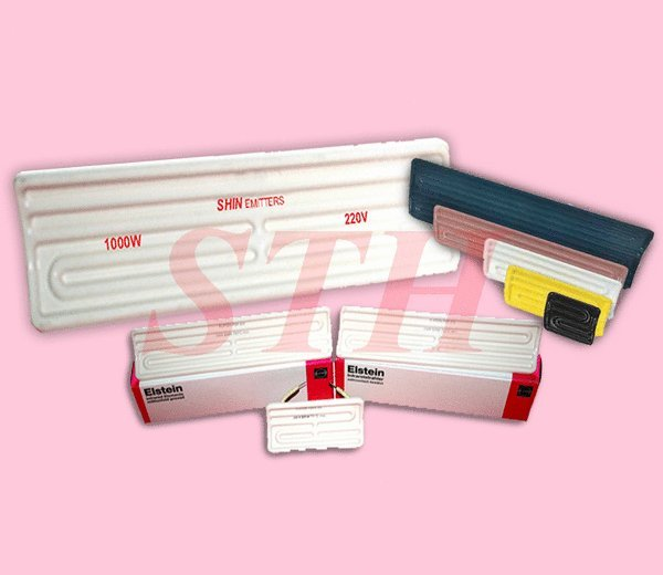 Infrared Ceramic Heater (Emitters)