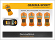 Gamma-Scout Radiation Detector