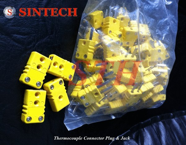 Jual Thermocouple Connector Mini Jack ( Female)