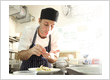 Meet Chef Tom - Caterer Hong Kong - Invisble Kitchen