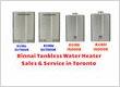 Rinnai Tankless Water Heater Oakville, Hamilton