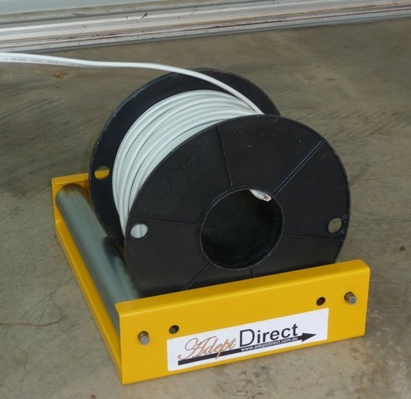 Cable Reel Roller Stand