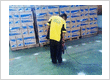 Anti Rayap Gudang ( Chemical termite barrier methods for warehouses)