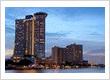 Millennium Hilton Bangkok - Hotel Exterior