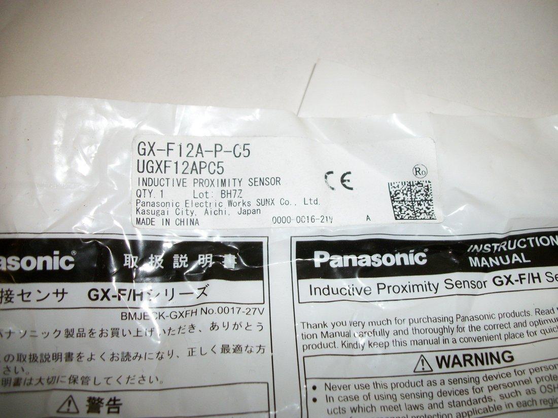 Fiber Sensors PANASONIC Pressure Sensors PANASONIC