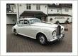 1963 Long wheelbase Silver Cloud Rolls Royce