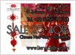 SALE 25-40% – Chinese / Imlek ornamnents. 1-22 Feb 2015. Go to: Jl. Dinoyo 78 Surabaya – East Java (dekat Widya Mandala)