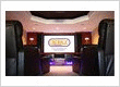 Custom Home Theater Installation System Solution