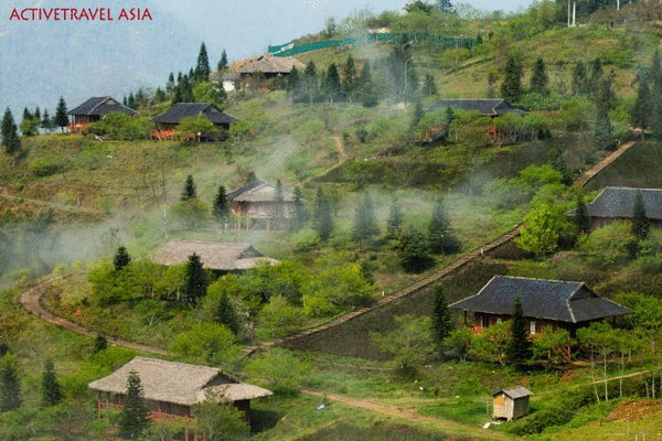 Sapa, Vietnam in my tour