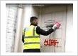 Grafitti cleaning