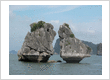 Luxury Cruise through Vietnam's Historic Halong Bay with Indochina Sails
