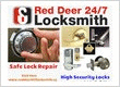 Lock Replacement and Repair Red Deer,