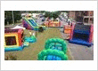 inflatable company in Athens GA - Rucker Family Amusement