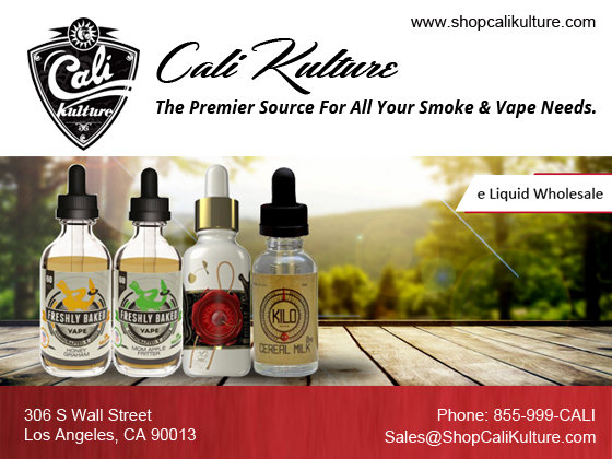 Know all about the e-liquids