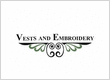 Vests and Embroidery