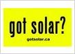 Got Solar? Inc.