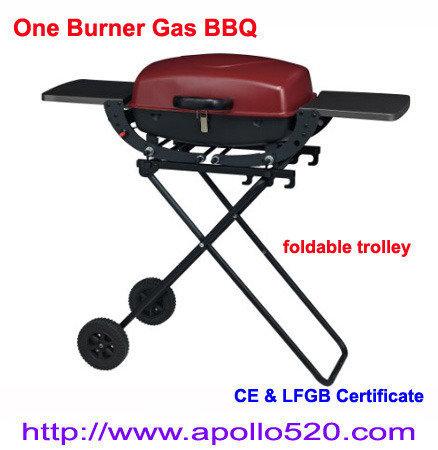 Offer Foldable Gas Barbeque Single Burner