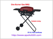 Offer Foldable Gas Barbeque Single Burner