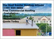 The Roof Roofer Roofing Atlanta