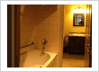 standard bath same for all suites