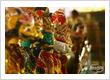 Wayang Golek / Wooden puppet of West java