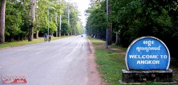 Tips on biking to Angkor Wat