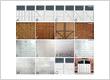 New garage door catalog
