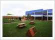 Petit childcare centre Marian - Large outdoor Play Yard for exploration and play