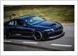 M6 V10 Racecar on track