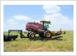 The Donahue EXG-212 Swather Carrier