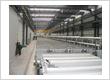 Sputtering coating line for low-e glass