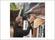 installing upvc rooflines