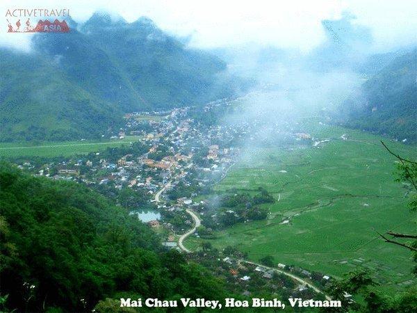 Mai Chau among top ten fresh destinations