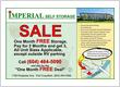 Storage sale Port Coquitlam