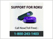 Support for Roku