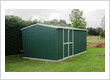 Gable Roof Garden Shed
