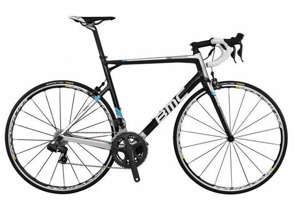 2013 BMC RaceMachine RM01 Ultegra Di2 Bike