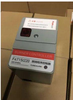 Replacement Burner Control AZBIL YAMATAKE R4715B 200Vac