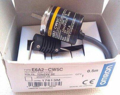 OMRON E6A2-CW5C 200P/R 0.5M